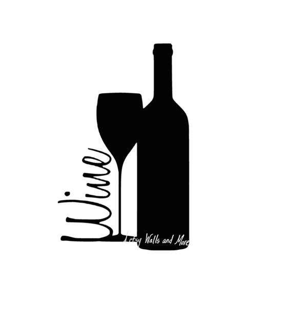 570x634 Svg Png File Wine Glass Wine Bottle Wine Glass Clipart Cut