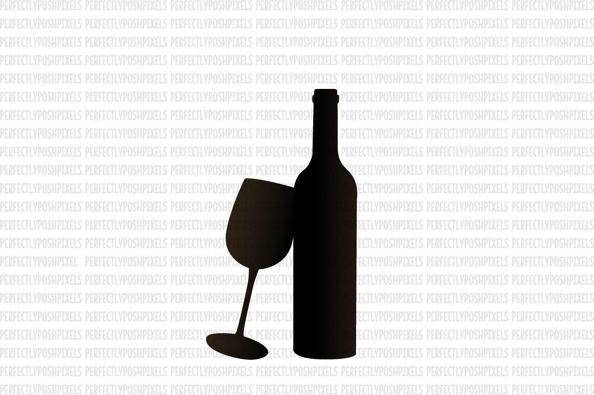 1161x773 Wine Bottle Wine Glass Svg Mom Quotes Cricut Design Space