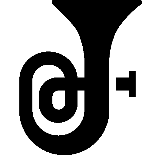 512x512 Tuba Sousaphone Euphonium Computer Icons Silhouette