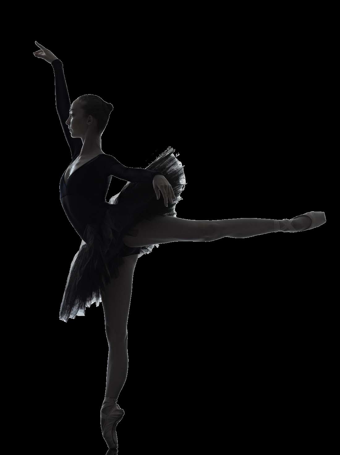 1100x1469 Ballet Dancer Silhouette