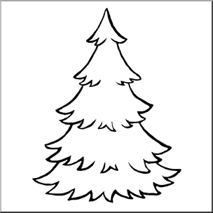 304x304 Stunning Ideas Evergreen Tree Clipart Free Image On Pixabay Fir