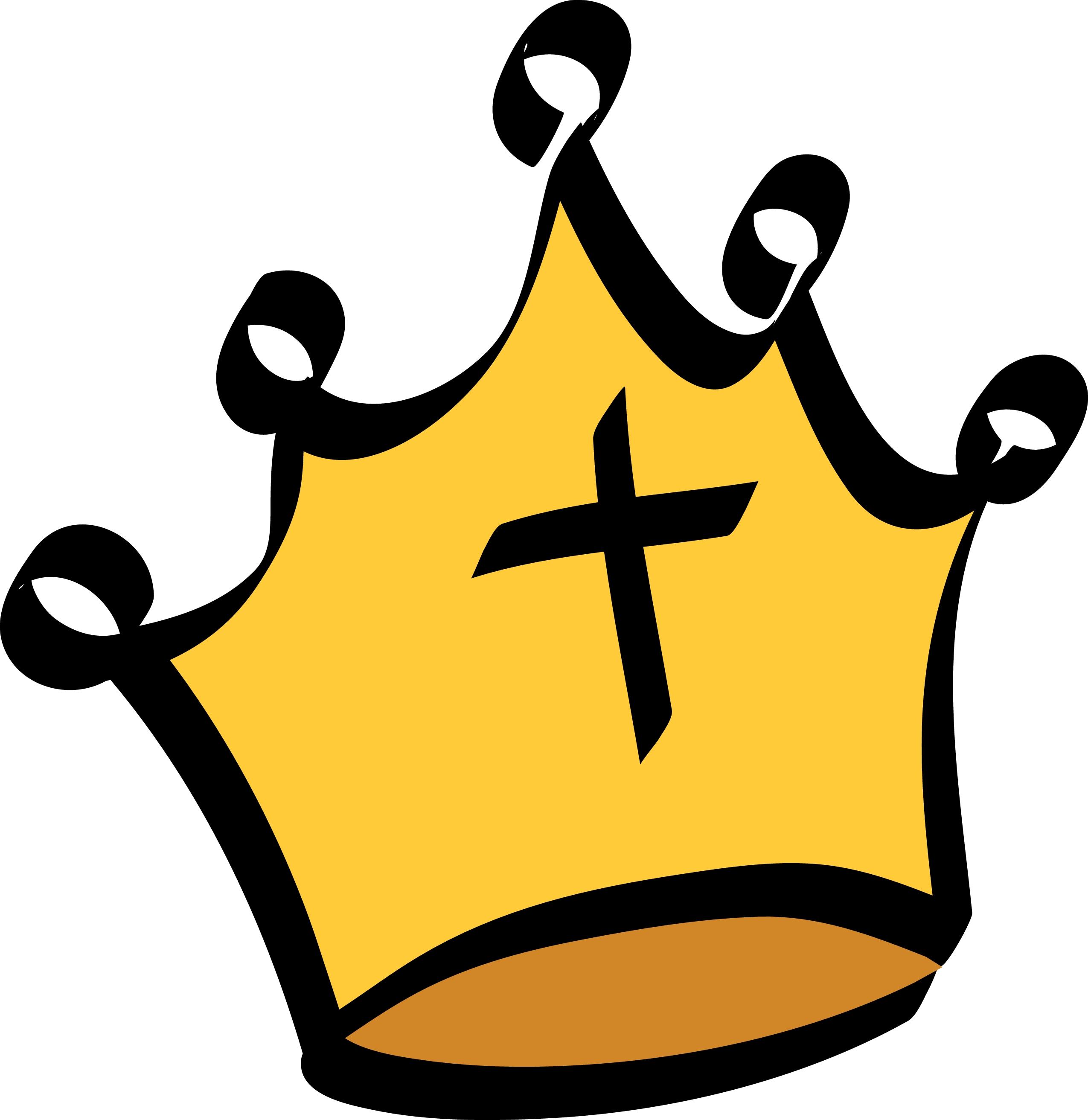 2550x2625 Evil Crown Clipart