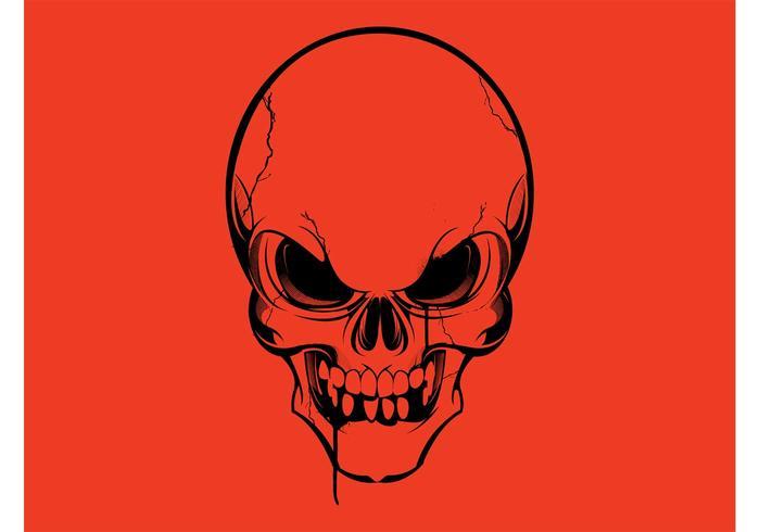700x490 Evil Skull