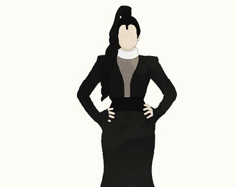340x270 Handmade Once Upon A Time Ouat Regina Mills Evil Queen