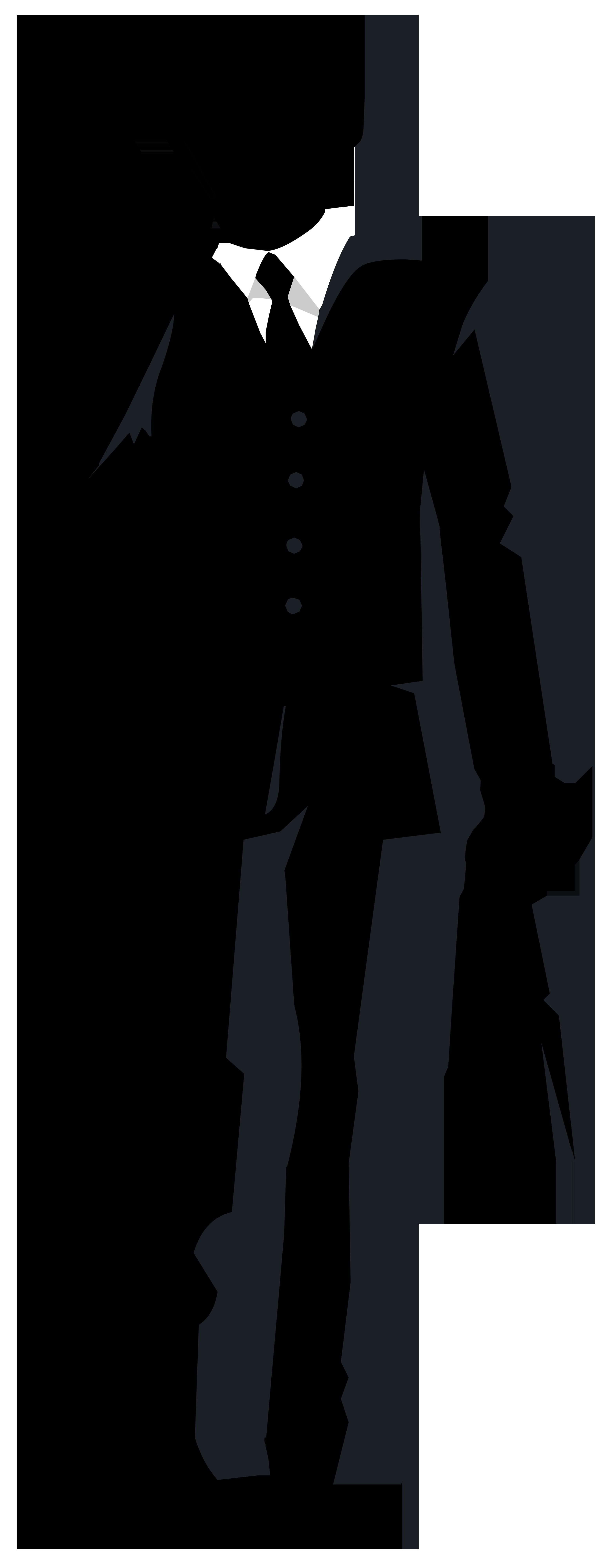 3111x8000 Businessman Clipart Transparent