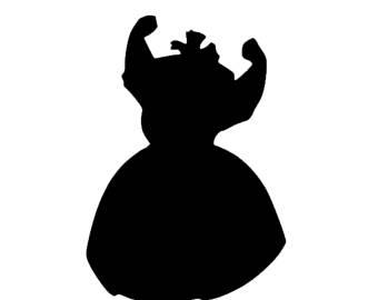 340x270 Evil Queen Magic Band Decal Disney Evil Queen Decal Disney