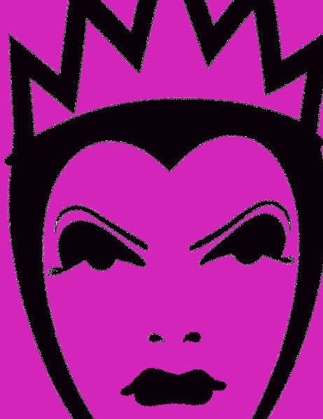 461x597 Maleficent Evil Queen Inspired Silhouette Svg Set 1 Svg File Is