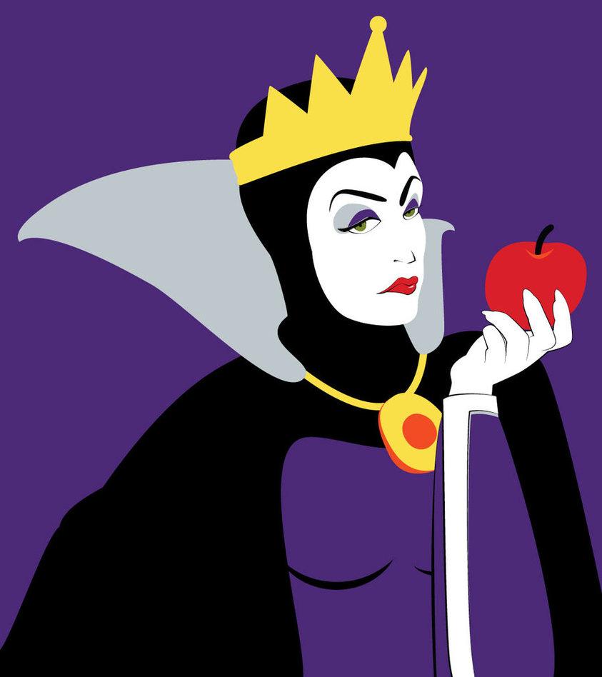 843x948 Nagelesque Snow White Evil Queen By Blackrock3