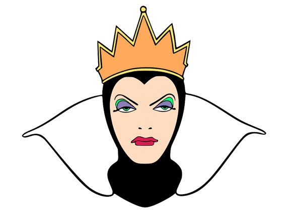 570x440 Evil Queen Bust