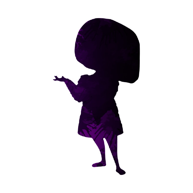 630x630 Evil Inspired Silhouette