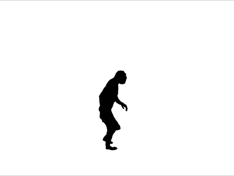1440x1080 Human Evolution Animation