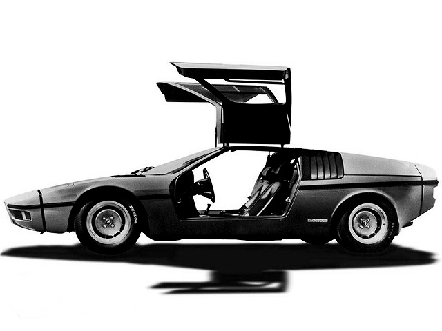 640x480 Bmw Turbo (1972) Old Concept Cars