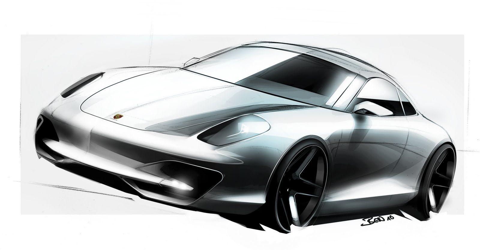 1600x834 Behind The Scenes Porsche Mission E Concept Design Video