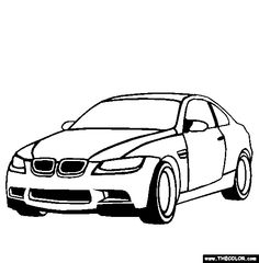236x240 Sports Car Vector Silhouette. Vehicles Free Vectors
