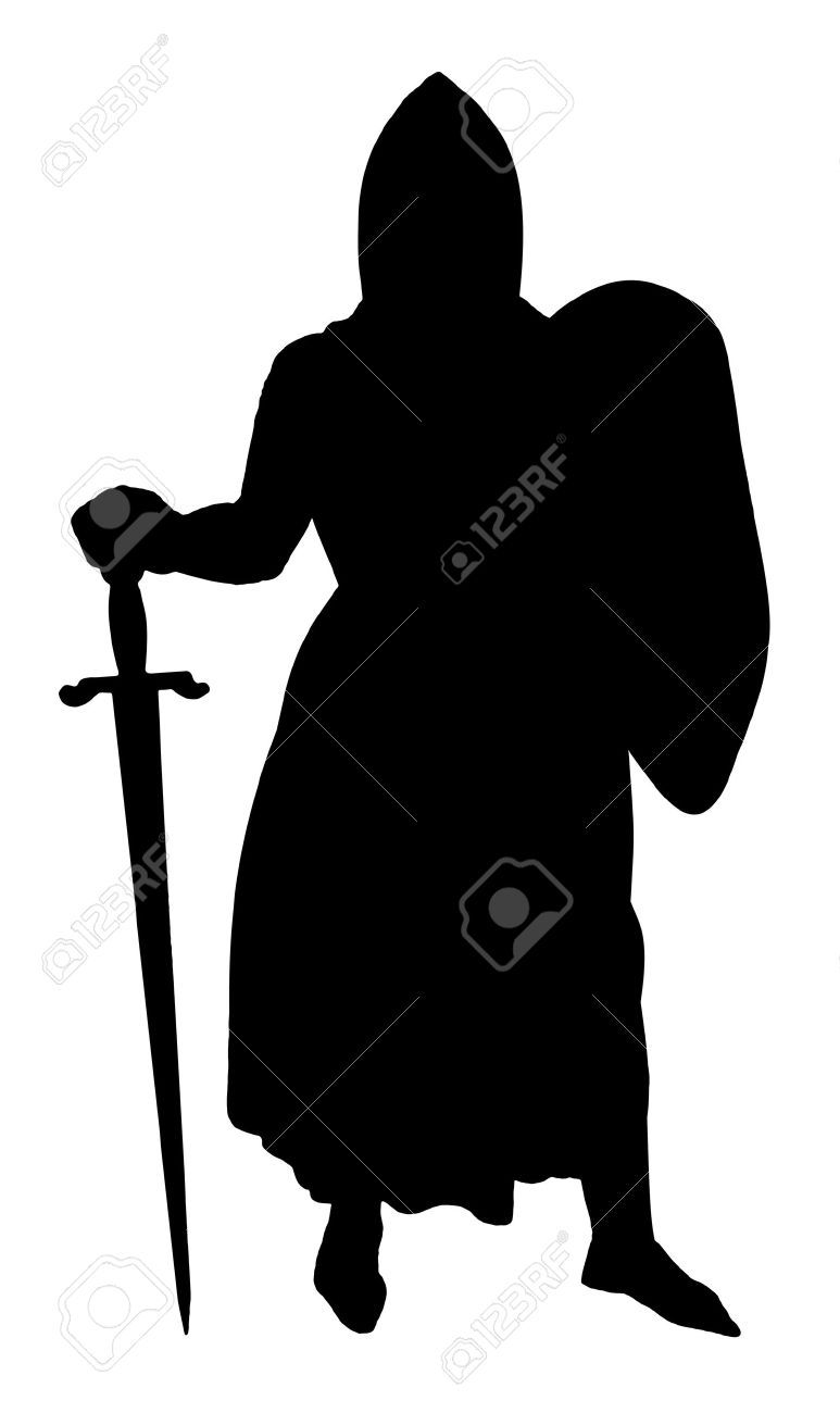 773x1300 Image Result For Medieval Knight Silhouette Macbeth