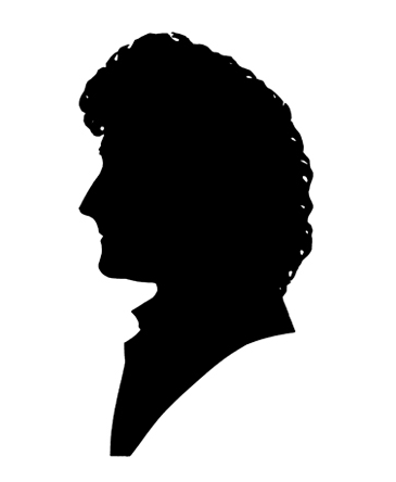 365x444 Silhouette Act For Hire Book Silhouette Artist Artists For Events