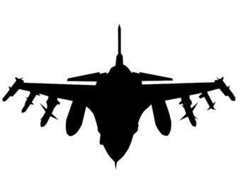 340x270 F16 Fighter Jet Etsy