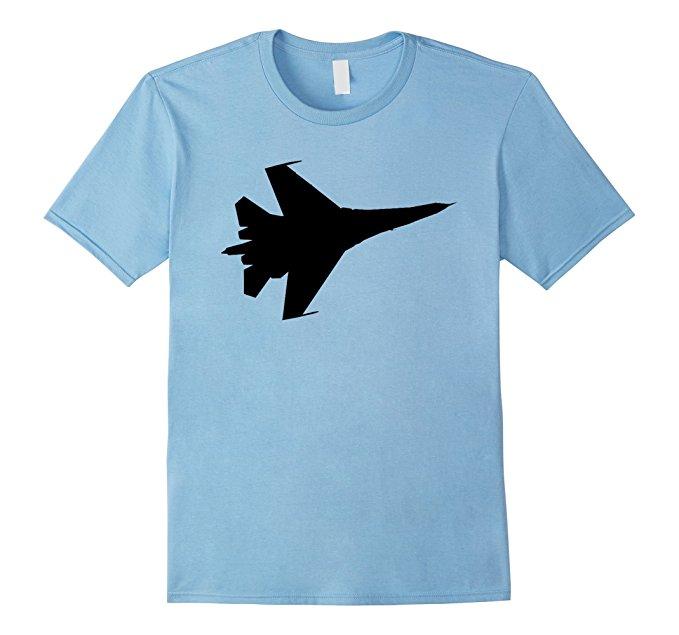 679x635 F 16 Airplane Jet Silhouette T Shirt Clothing