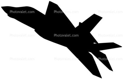 418x268 Lockheed Martin F 35 Silhouette, Logo, Shape Images, Photography