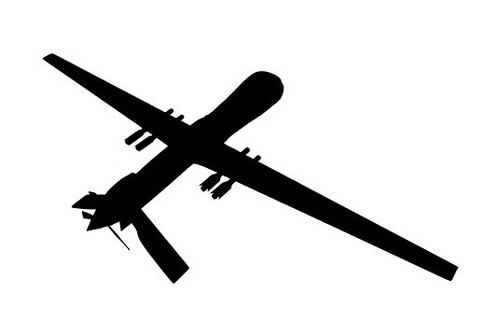 500x321 Mq 9 Reaper Silhouette