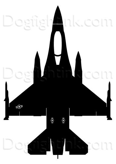 382x539 Aviation Decals