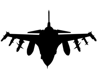 F16 Silhouette At Getdrawings Free Download