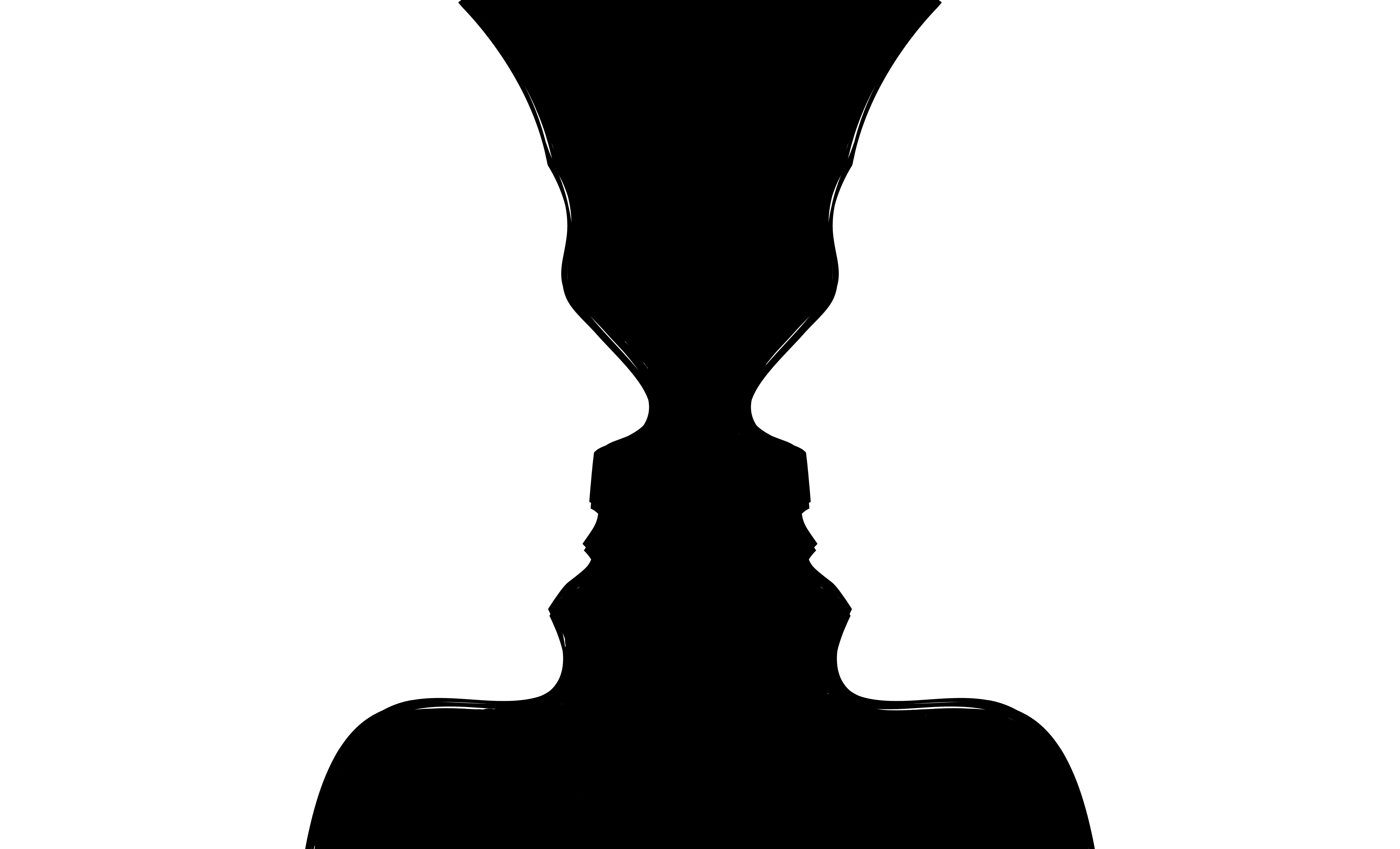 8799x5333 Free Images Hand, Silhouette, Person, Vase, Thought, Human Body