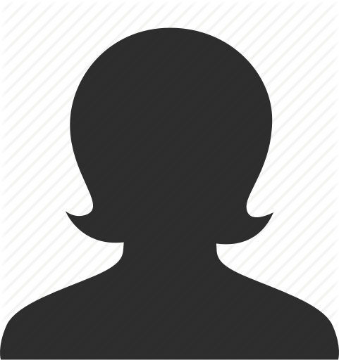 481x512 Face, Female, Head, Person, Profile, Silhouette, User, Woman Icon