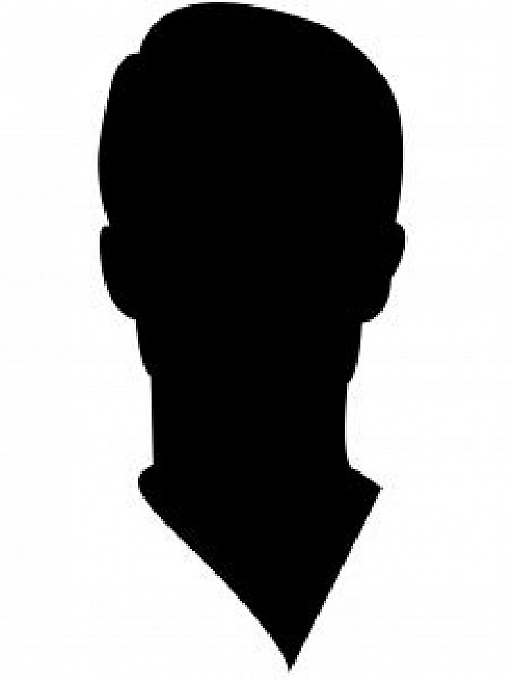 471x626 Face Silhouette Photo Free Download