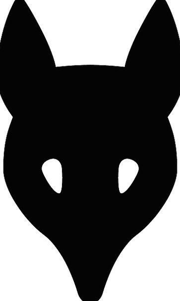 363x608 Fox, Deceive, Skull, Face, Expression, Head, Icon, Silhouette
