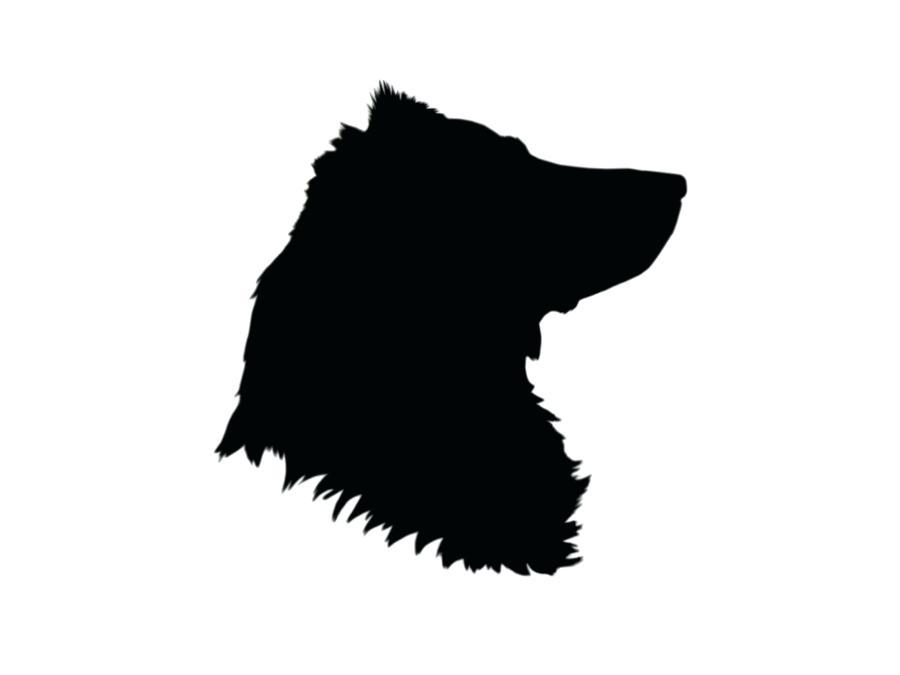 900x675 Silhouette Dog Head Husky Stock Photos Silhouette Dog Husky Dog