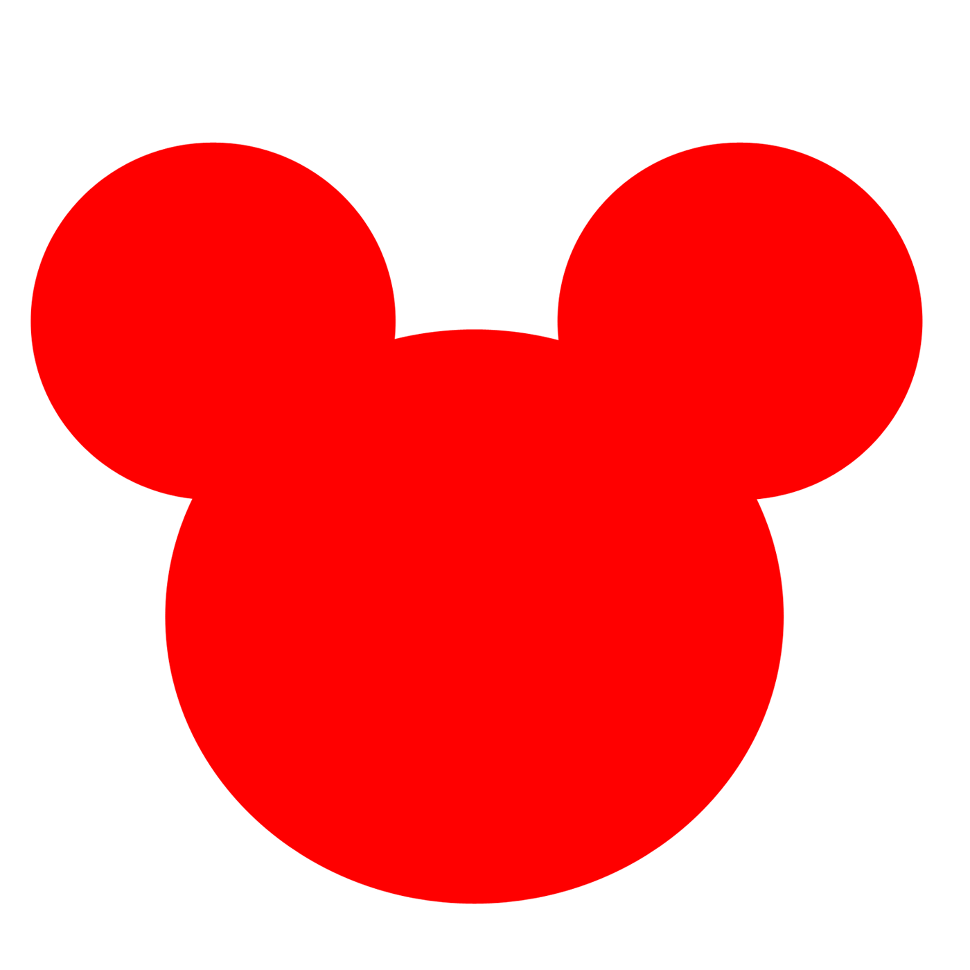 1400x1400 So Start Making Your Mickey Clipart Panda