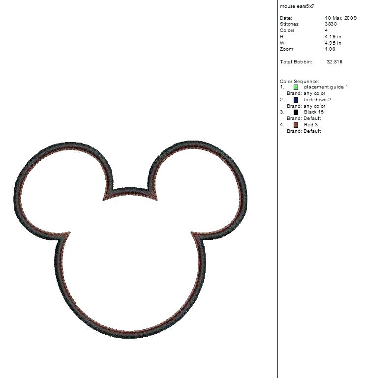 742x769 Best Mickey Mouse Silhouette Ideas On Mickey Mouse Face Outline
