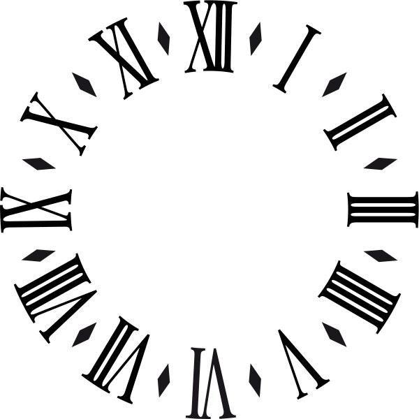600x600 Pin By Sandeep Majar On Scroll Saw Clocks, Clock
