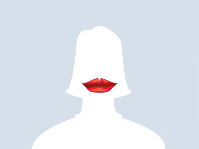 Facebook profile picture female