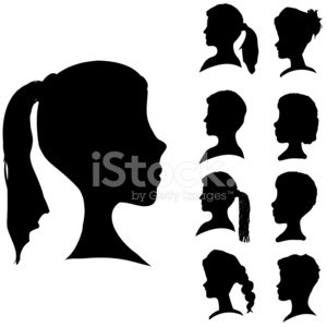 300x300 Vector Silhouettes Of Different Premium Clipart