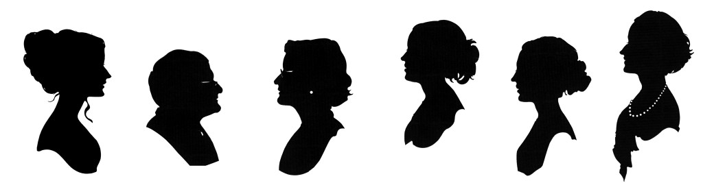 1024x267 Classic Cameos Silhouettes And Parties The Roving Artist