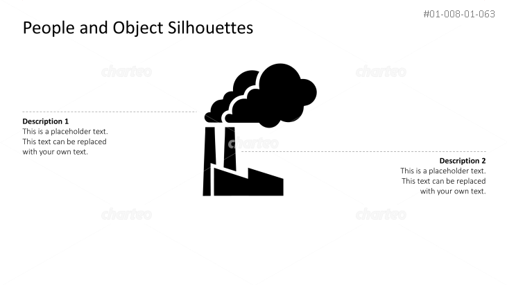 731x411 Of Factory With Smoking Industrial Chimneys