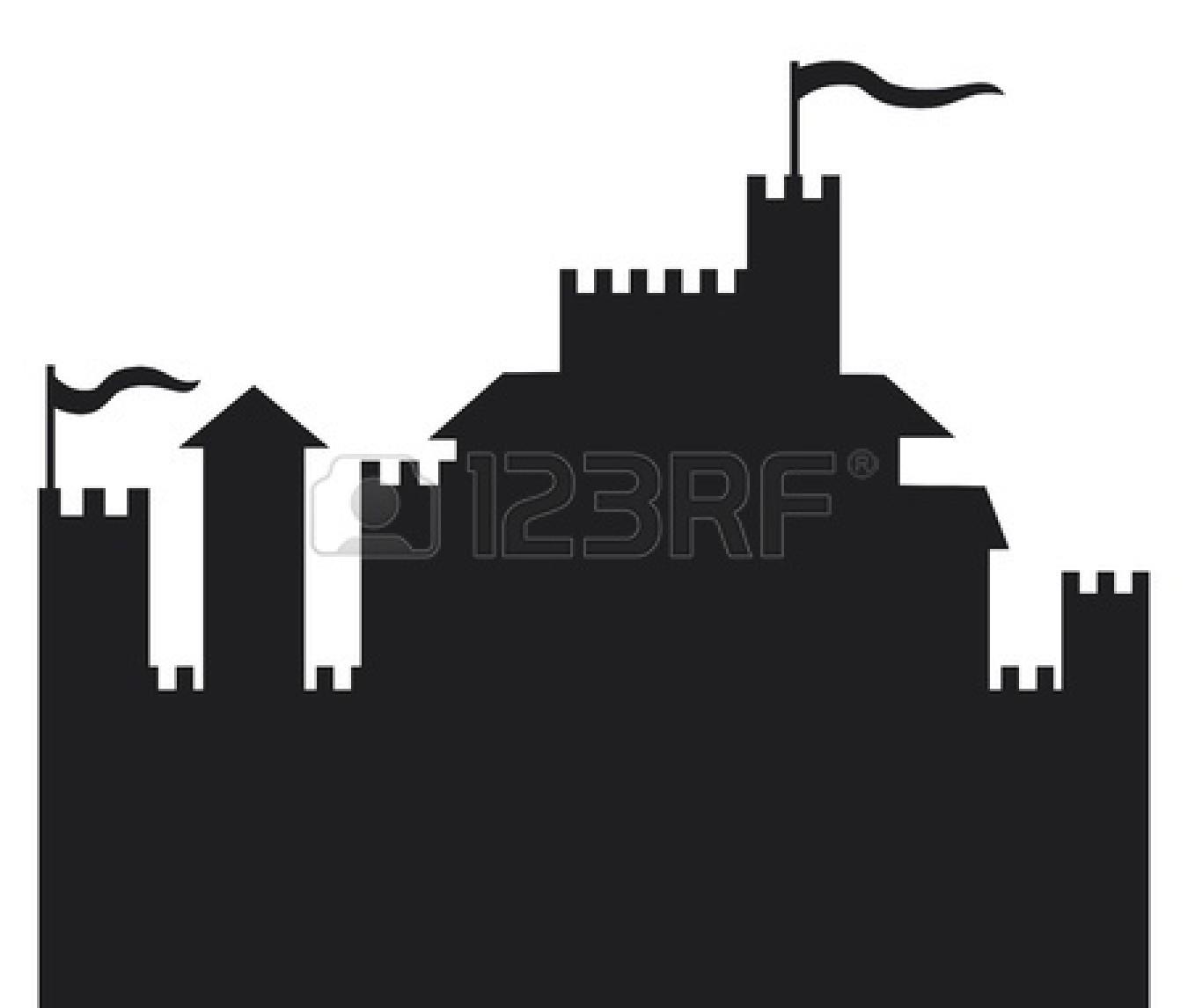 1350x1146 Disney Castle Silhouette Clipart