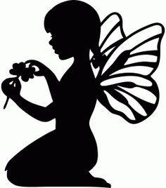236x268 Free Fairy Silhouette Clip Art 101 Clip Art