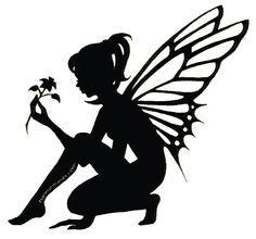 236x220 Fairy Silhouette