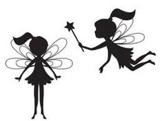 235x176 Image Result For Silhouette Fairy Jars Fairy Silhouettes