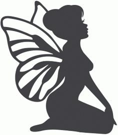 236x270 Fairy Silhouette Clip Art 101 Clip Art