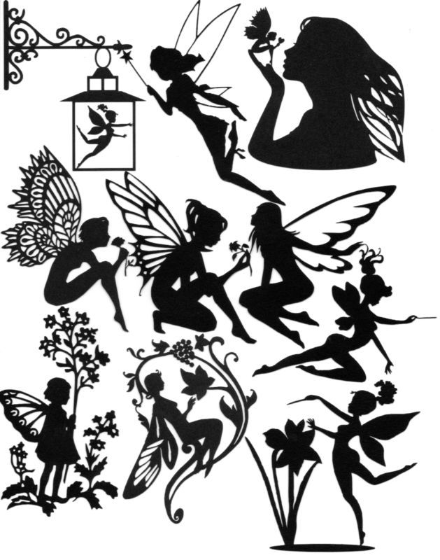 629x800 26 Best First Birthday Images On Fairy Silhouette