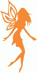 154x300 34 Best Fairy Images On Fairy Silhouette, Silhouettes