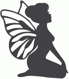 236x270 Fairy Silhouette Clip Art Free Clipart Collection