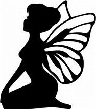 188x213 Image Result For Printable Fairy Silhouette Fairies