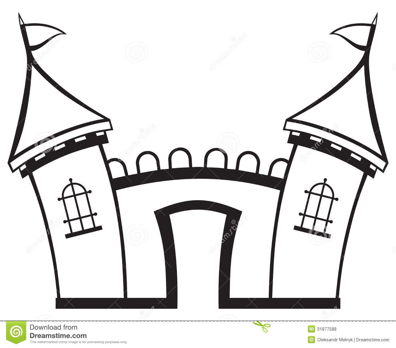 fairytale castle silhouette at getdrawings com free for personal rh getdrawings com
