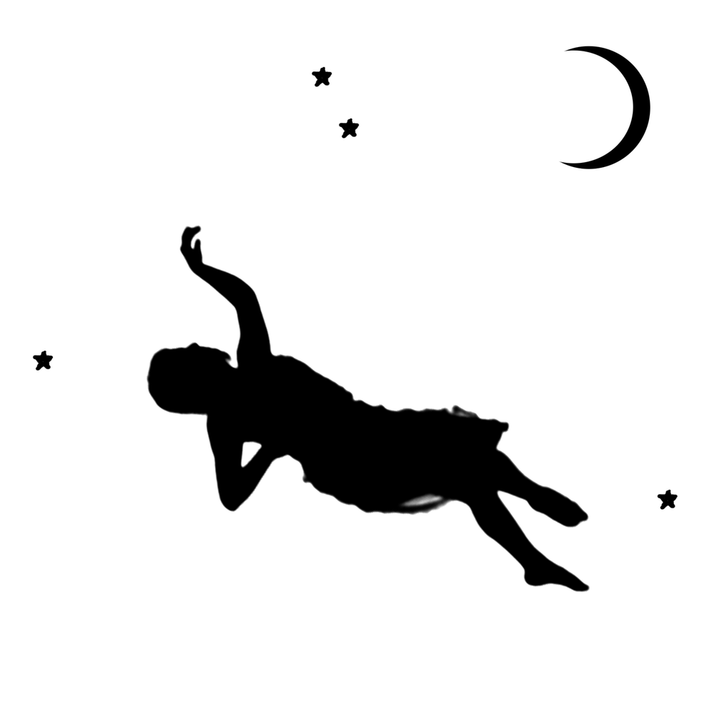 1000x1000 Similiar Girl Falling Silhouette Keywords Exorcism Show Images