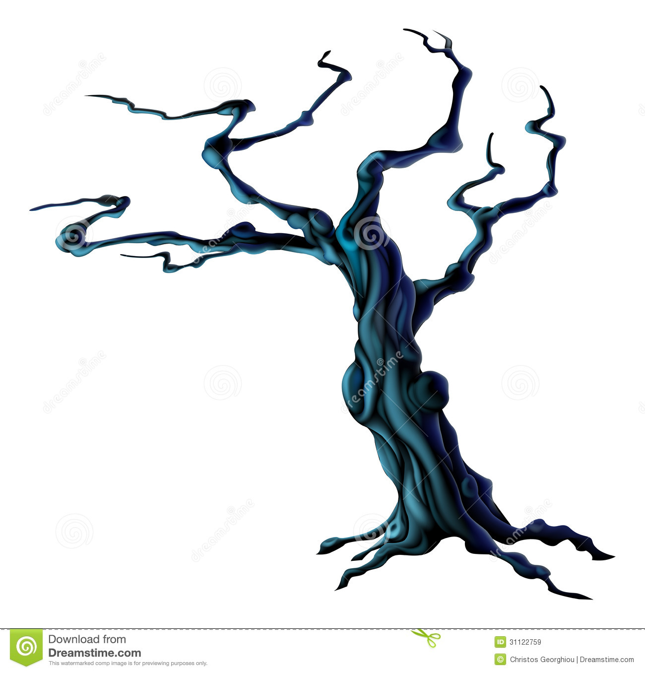 1300x1356 Scary Tree Clipart Spooky Tree Silhouette Png Clipart Image